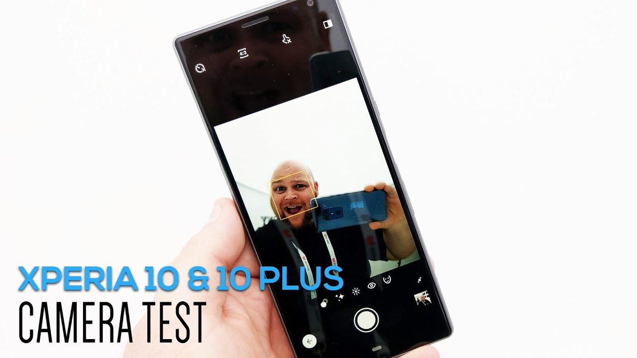 Sony Xperia 10 and 10 Plus Camera Test Honest Review