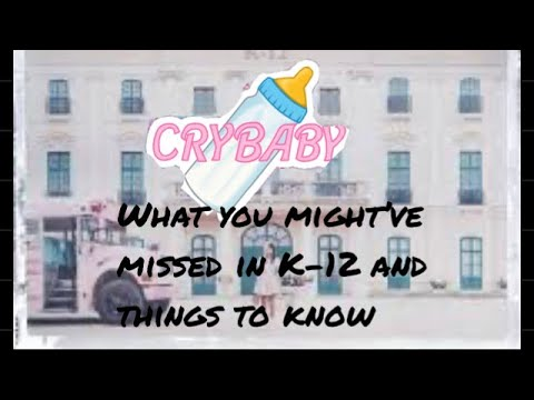 Things you might've missed in k-12(Melanie Martinez vid)🧸💦and with other things.