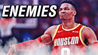 """Russell Westbrook Mix - """"Enemies"""" Post Malone ft. DaBaby ᴴᴰ (ROCKETS HYPE)"""