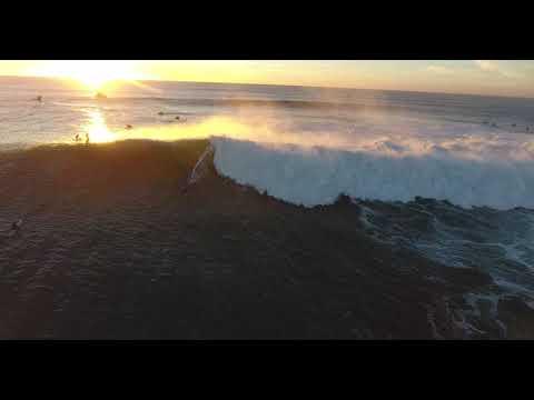 SUP Surfing Mavericks   paddling com
