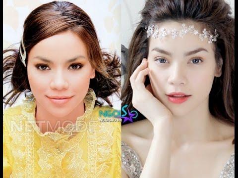 Hồ Ngọc Hà đã lột xác như thế nào trong showbiz Việt?