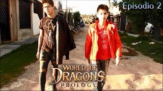 World of Dragons Prology Capítulo 2 Nuestra Misión (Resubido)