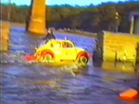 Lothians Volkswagen Club's VW Water Beetle