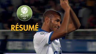 Baixar AJ Auxerre - AS Nancy Lorraine ( 1-0 ) - Résumé - (AJA - ASNL) / 2018-19