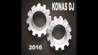 KONAS DJ – TECHNO INDUSTRIAL (2016)