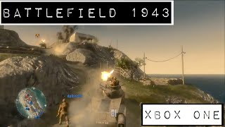 Battlefield 1943 - XBOX ONE Gameplay - Backwards Compatible