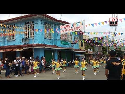 Band competition sa Lungsod ng Borongan naging matagumpay