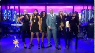 Pitbull Feat G.R.L. - Wild Wild Love (Live @ Today Show 31-03-2014)
