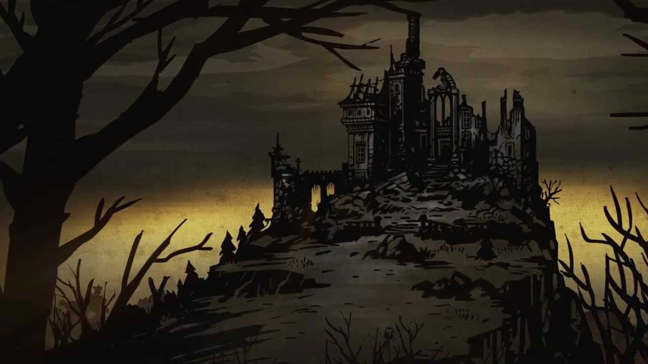 Wallpaper Gravity Falls Darkest Dungeon House Of Ruin Trailer Official Youtube