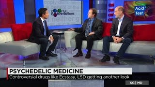 Sanjay Gupta MD: Could Acid, Ecstasy help PTSD patients?