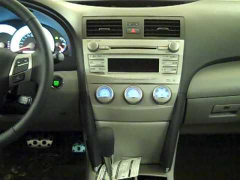2010 Toyota Camry Se Interior Jon Lancaster Toyota Youtube
