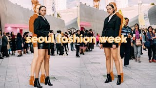 How Is Seoul Fashion Week Like? My Experience at SS20 ⭐ + CHANGING MY HAIR!!   Sissel
