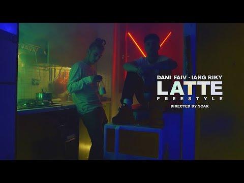 Dani Faiv - Latte Freestyle (feat. Iang Riky) (prod. Maxi)