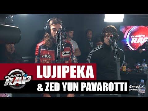 Lujipeka & Zed Yun Pavarotti 'Feedback' #PlanèteRap