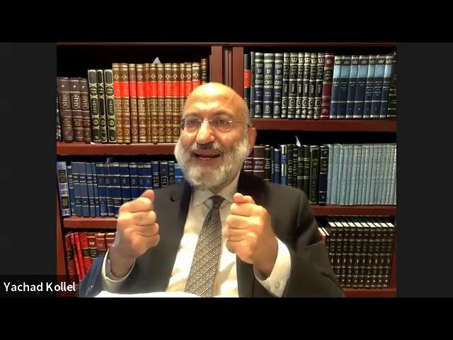 Mussar Lesson in Farsi - Ki Tavo - R. Avraham Levychaim