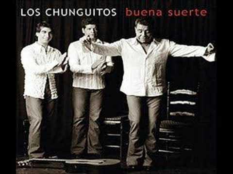 los chunguitos popurri rumba