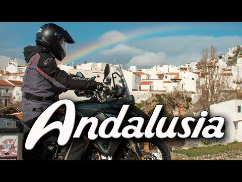 Andalusia / BMW F800GS / MotoGeo Adventures