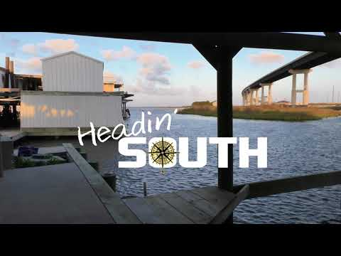 Headin' South With Reds Bowfishing And Midnight Blue Bowfishing In Leeville, LA (Full Show)