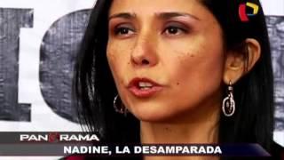 Nadine Heredia, la desamparada por la justicia