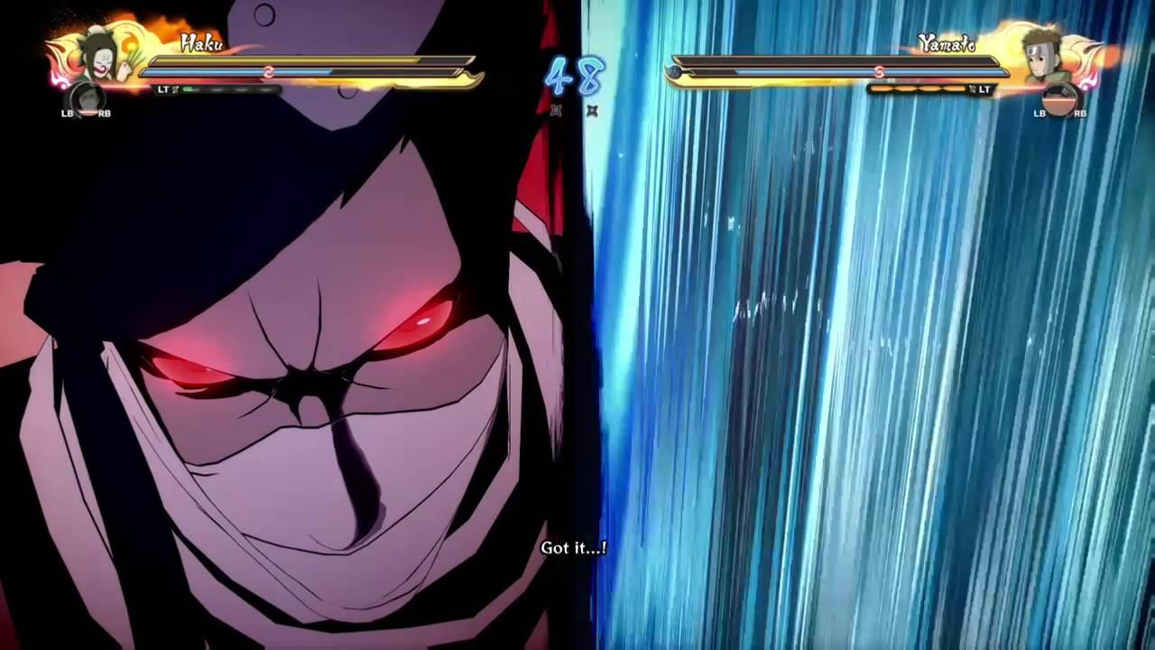 zabuza momochi amp haku cold attack of the demon blade