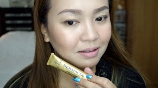 Dermacol Makeup Cover First Impression! | Tagalog
