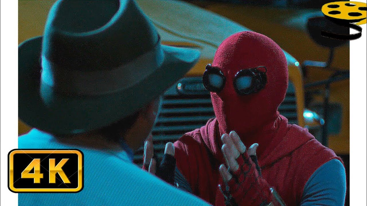 Человек паук порно комедия