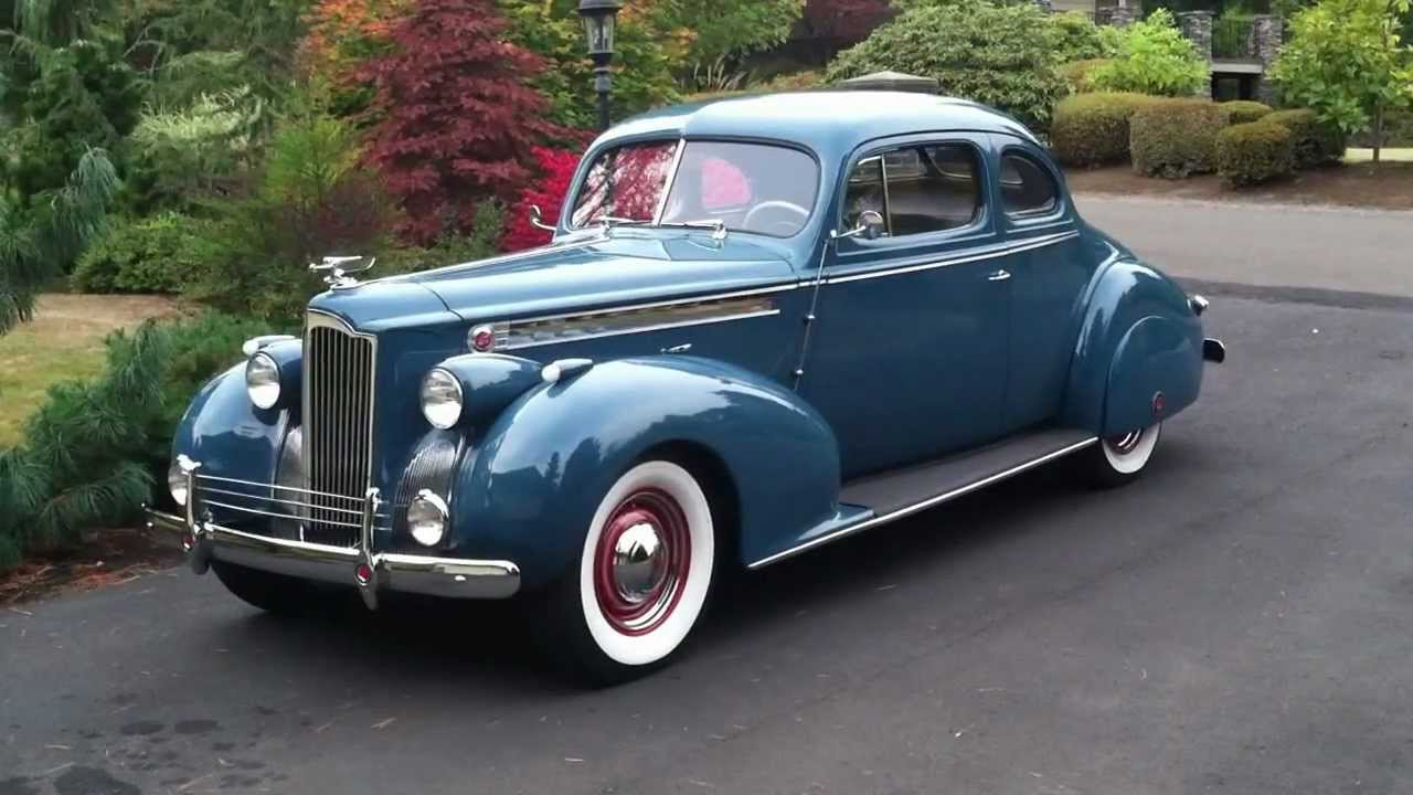 1940 Packard 120 Coupe - Walkaround Tour. www ...