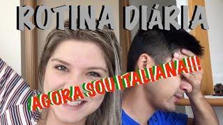 ROTINA DIÁRIA NO JAPÃO | AGORA SOU ITALIANA, COMPRAS DO ¥100 SHOP