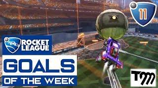 Rocket League - TOP 10 GOALS OF THE WEEK #11