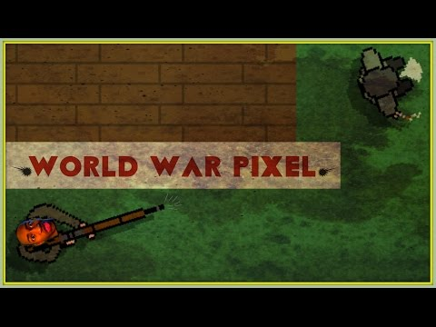 The War Has Begun? | World War Pixel | GameJolt Indie Gameplay