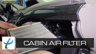 When To Replace Your Cabin Air Filter—car Air Conditioning Maintenance