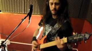 "Pronoia - Garganta de Diablo - en ""La escalera"" studio Live"