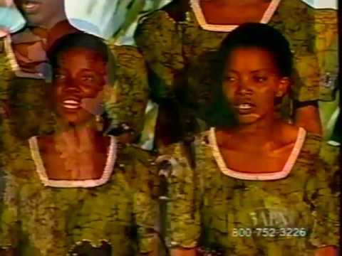 Christ 2001 #16 Jere D  Patzer in Mwanza, Tanzania