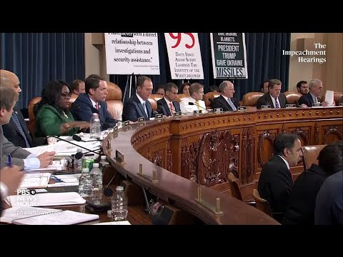 WATCH: Rep. Michael Turner's full questioning of Amb. Yovanovitch | Trump impeachment hearings