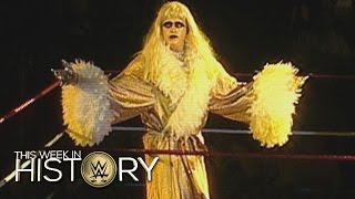 The Bizarre One makes his debut in WWE: This Week in WWE History, October 22, 2015