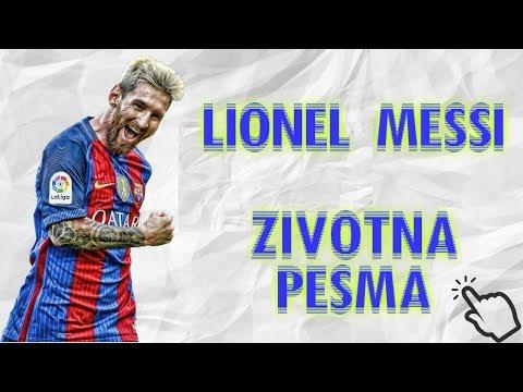 PAOR - LIONEL MESSI (ZIVOTNA PESMA)