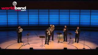 Boston Brass plays Stardust @ World Band Festival Luzern 2015