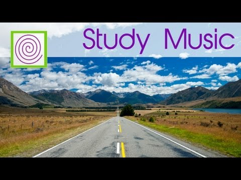 Study Music! Music designed for reading, writing, revising work! College, University, Midterms.