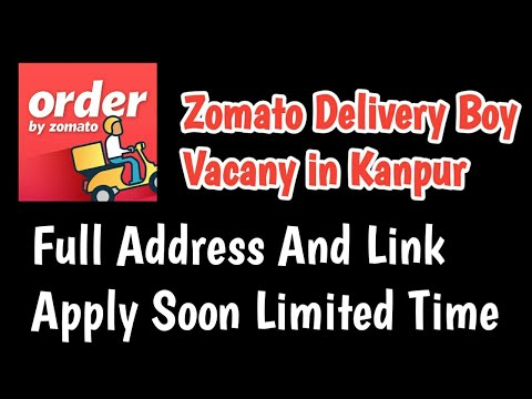 Earn 20,000 + | Apply now Kanpur | Become Zomato Delivery Bo