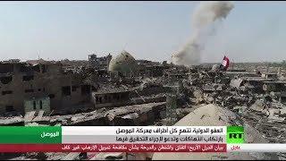 العفو الدولية تدعو للتحقيق بجرائم الموصل