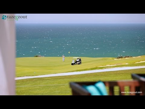 GOLF TAZEGZOUT - TAGHAZOUT BAY (OFFICIAL VIDEO HD)