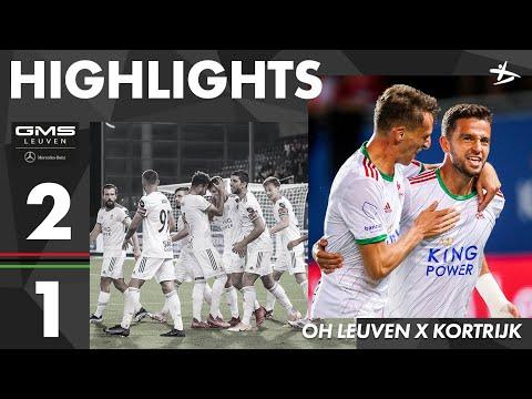 OH Leuven Kortrijk Goals And Highlights