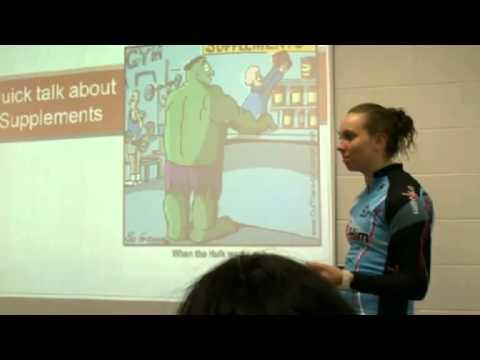 Dr. Sam Kennedy's Nutritional Seminar 3/16/14