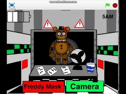 FNAF 2 Scratch Edition 4/20 mode