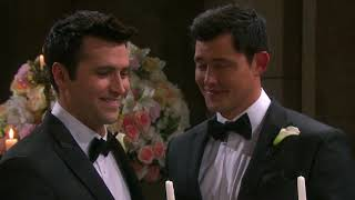 Days of our Lives Double Wedding Clip 2 - Chad/Abby and Paul/Sonny