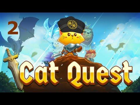 [Cat Quest #2] Unleashing an Ancient Evil |