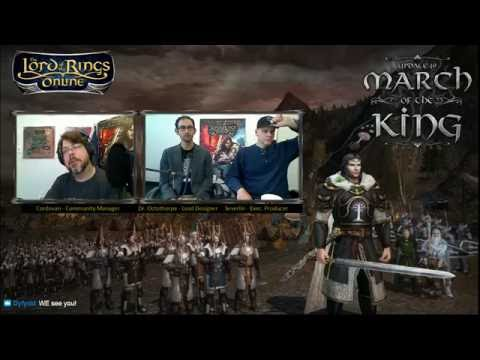 Update 19 Preview - Lord of the Rings Online