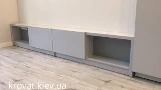 Мебель в детскую для мальчика на заказ(, 2017-03-15T08:28:44.000Z)