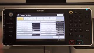 www.ricoh.com.au Ricoh Customer Support - How to configure scan to ...