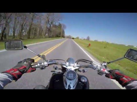 Yamaha V star 650 Review: srkcyclescom